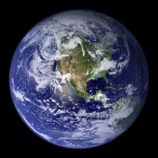 Our Planet Earth...  The only one we have!